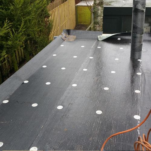 schuur dakbedekking vervangen