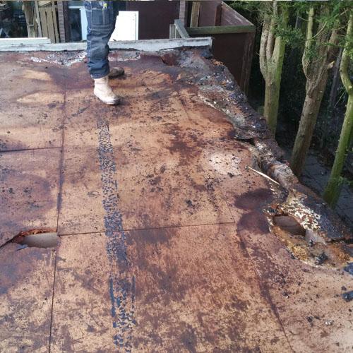 dakbedekking vervangen heemstede